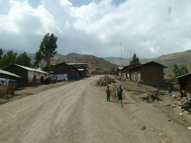 Village of Chiro leba