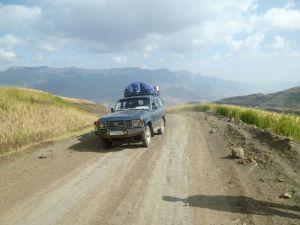 Returning to Gondar over Bawhit Pass