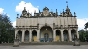 Selassie Cathedral - Addis